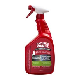 Nature's Miracle Nature's Miracle Advanced Platinum Stain & Odour Remover CAT 32oz