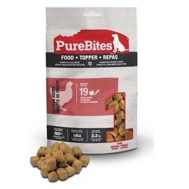 Pure Bites Pure Bites Dog Food & Topper Chicken 85g