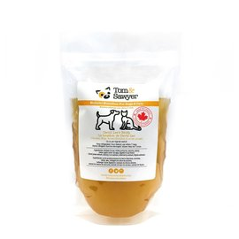 TOM & SAWYER Tom & Sawyer - Frozen Chicken Broth 12oz