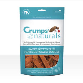 Crumps' Crumps' Dog Naturals Sweet Potato Fries 4.8oz