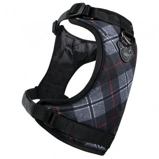 Canada Pooch Canada Pooch Everything Harness Large Plaid