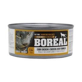 BOREAL Boreal Cat - Cobb Chicken & Chicken Liver 5.5oz