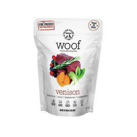 Woof Woof Freeze Dried Venison 1.76oz