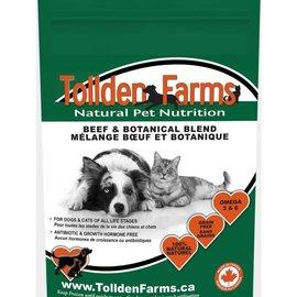 Tolden Farms Tollden Farms Frozen Pet Food Beef & Botanical 8LB