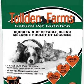 Tolden Farms Tollden Farms Frozen Pet Food Chicken & Vegetable 8LB