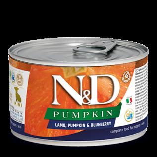 Farmina N&D Pumpkin Dog Wet - Lamb/Blueberry 4.9oz