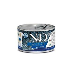 Farmina N&D Ocean Dog Wet - Cod/Pumpkin 4.9oz