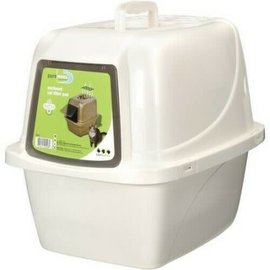 VanNess Products VanNess Large Enclosed Cat Litter Pan