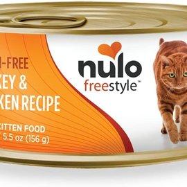 Nulo Nulo Cat Wet - Grain-Free Turkey & Chicken 5.5oz