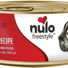Nulo Nulo Cat Wet - Grain-Free Beef & Lamb 5.5oz