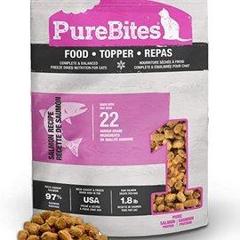 PUREBITES Purebites Food & Topper Cat - Salmon 69g