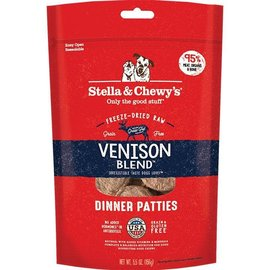 Stella & Chewy's Stella & Chewy's Venison Dinner Patties for Dogs 14oz