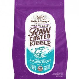 Stella & Chewy's Stella & Chewy's Cat Kibble - Raw Coated Salmon  5lb