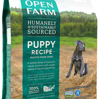 Open Farm Open Farm Grain Free Puppy Recipe 4.5LB