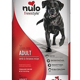 Nulo Nulo Dog - Adult  Lamb & Chickpeas 11lb