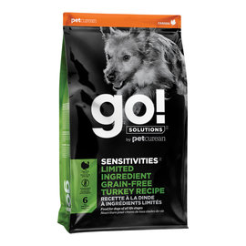 Go! Go! Dog - Sensitivities Grain Free Turkey 12lb