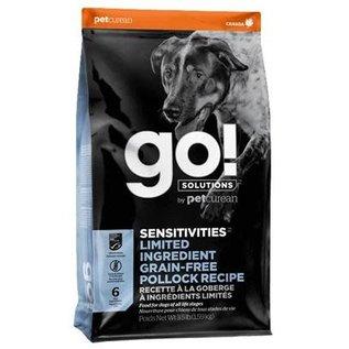 Go! Go! Dog - Sensitivities Polluck Grain Free 3.5lb