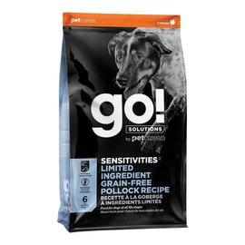 Go! Go! Dog - Sensitivities Polluck Grain Free 12lb