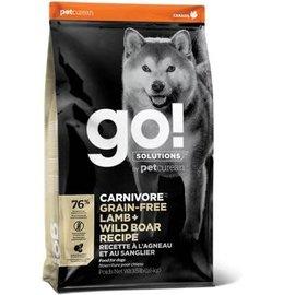 Go! Go! Dog - Carnivore Lamb/Boar 12LB