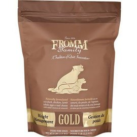 Fromm Fromm Gold Weight Management Dry Dog Food - 5 Lb Bag