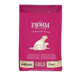 Fromm Fromm Gold Recipe Duck & Chicken Dry Puppy Food 33LB