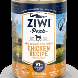 Ziwi Peak ZIWI Chicken Wet Dog Food 390g