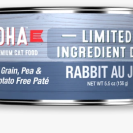Koha Koha Cat Wet - LID Rabbit Pate 5.5oz