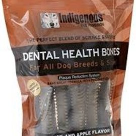 Indigenous Pet Products Indigenous Dental Health Bones Duck & Apple 481g