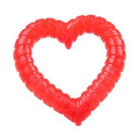 Smart Pet Love Heart Shape Puppy Teething Toy