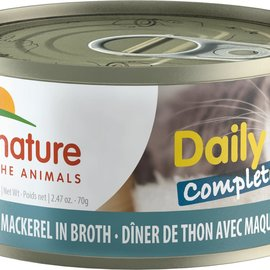 Almo Nature Almo Nature Daily Tuna w/ Mackerel Cat Can 70g