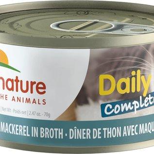 Almo Nature Almo Cat Nature Daily Complete Tuna w/ Mackerel Can 70g