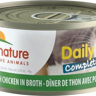 Almo Nature Almo Nature Daily Tuna w/ Chicken Cat Can 70g