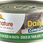 Almo Nature Almo Cat Nature Daily Complete Tuna w/ Chicken Can 70g