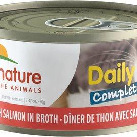 Almo Nature Almo Nature Daily Tuna w/ Salmon Cat Can 70g