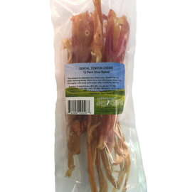 Nature's Own Natures Own Dental Large Beef Tendons (12 Pack)