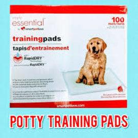 "Smart Pet Love Training Pads 22"" x 22"" 100 pads"