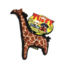 TUFFY Tuffy Jr Giraffe Dog Toy