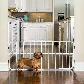 """TUFFY Tuffy Expandable Gate 18"""" High, Fits between 22"""" - 38"""""""