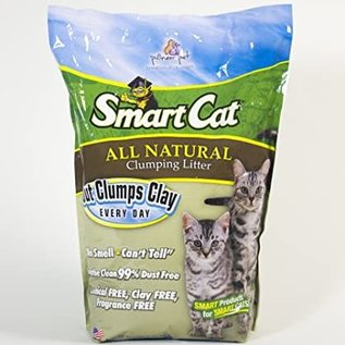 smartcat Smart Cat Grass Clumping Litter 10LB