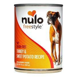 Nulo Nulo Turkey & Sweet Potato 13oz Can