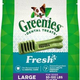 Greenies Greenies Fresh Mint Large 340g