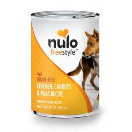 Nulo Nulo Chicken, Carrots, & Peas 13oz Can