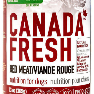 Canada Fresh Canada Fresh Dog - Red Meat 6oz