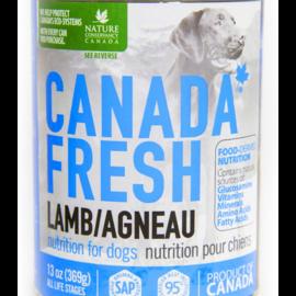 Canada Fresh Canada Fresh Dog - Lamb 6oz