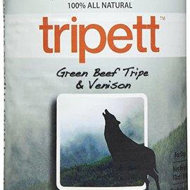 Pet Kind Tripett Green Beef Tripe & Venison 13oz Can