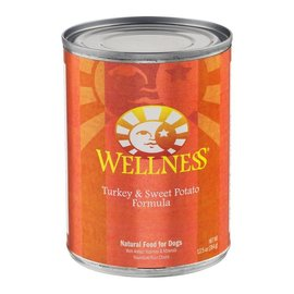 Wellness Wellness Dog - Turkey & Sweet Potato 12.5oz Can