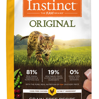 instinct Instinct Original Chicken Dry Cat Food 5LB