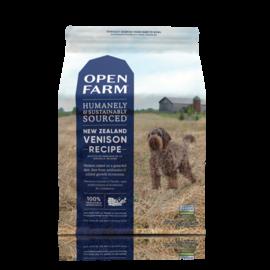Open Farm Open Farm Dog - New Zealand Venison 24lb
