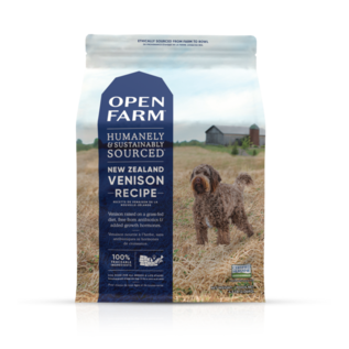 Open Farm Open Farm Dog - New Zealand Venison 12lb