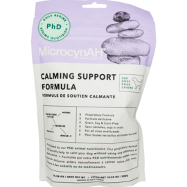 daily regime MicrocynAH Dog Calming Support 300g
